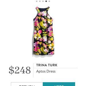 NWOT Trina Turk Aptos Dress (Stitch Fix)